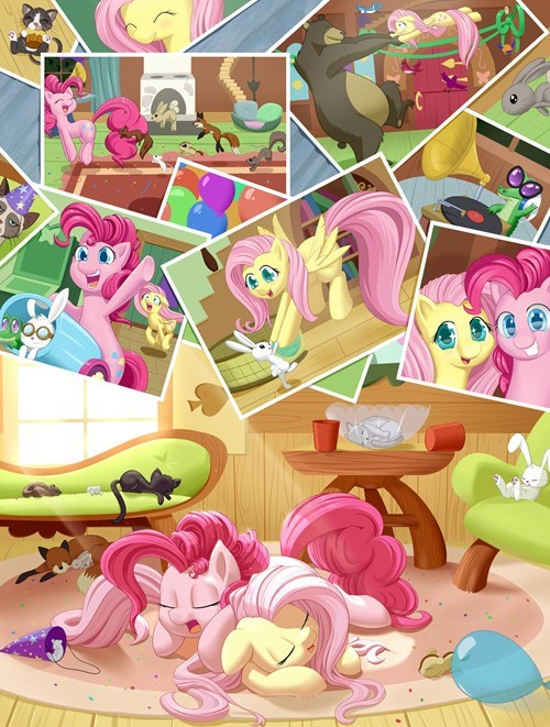 art cute pinkie pie fluttershy - 7244952320