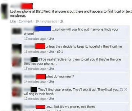 facepalm,stupid,lost phone
