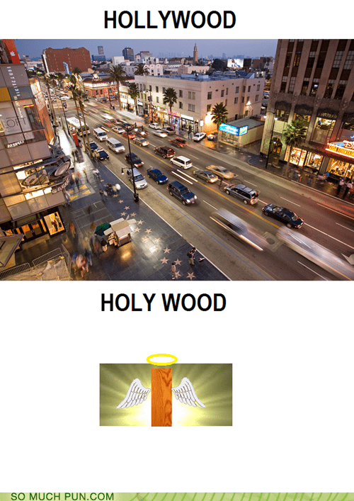 hollywood,holy,wood
