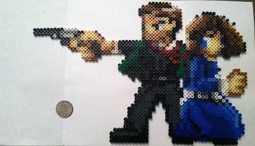 beads art bioshock infinite IRL - 7245259776