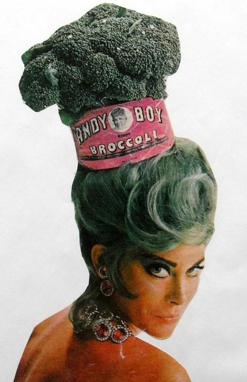 food broccoli ladies wtf - 7245348096