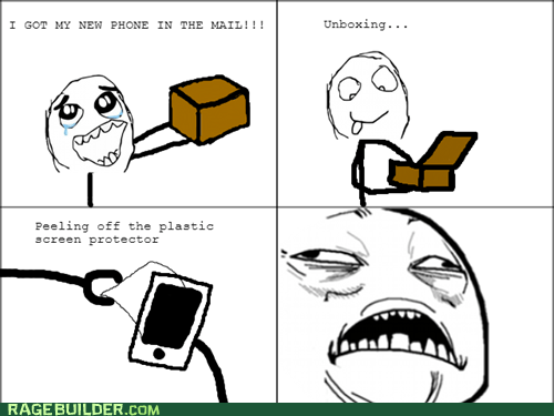 phones,sweet jesus,plastic wrap,new phone