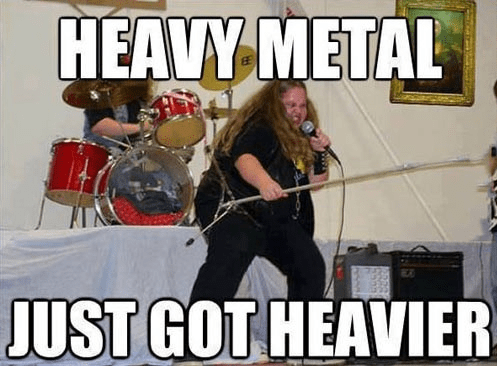 obese,heavy metal,lead singers