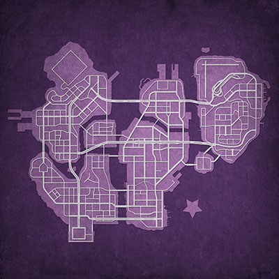 list,Maps,video games,city prints,art