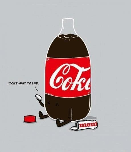 art coke mentos - 7245769216