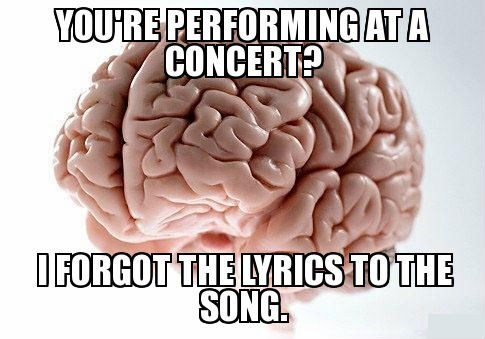 brains,lyrics,forgetting