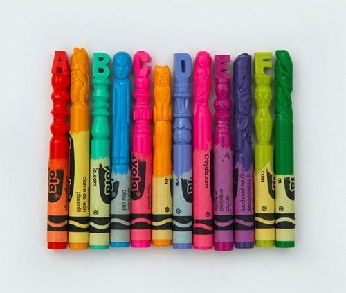 art carving crayon - 7245885184