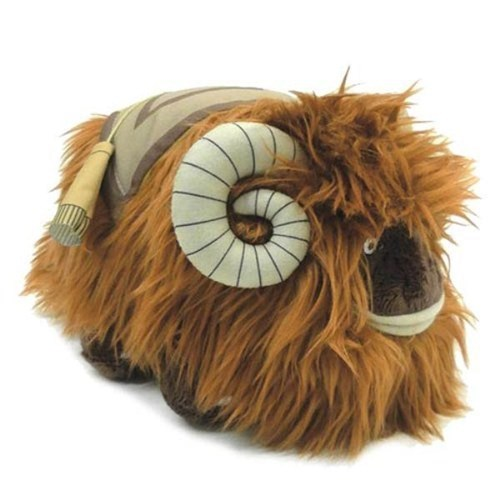 Plush,star wars,bantha,cute,nerdgasm