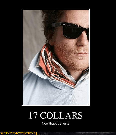 17 dollars,gangsta,collars