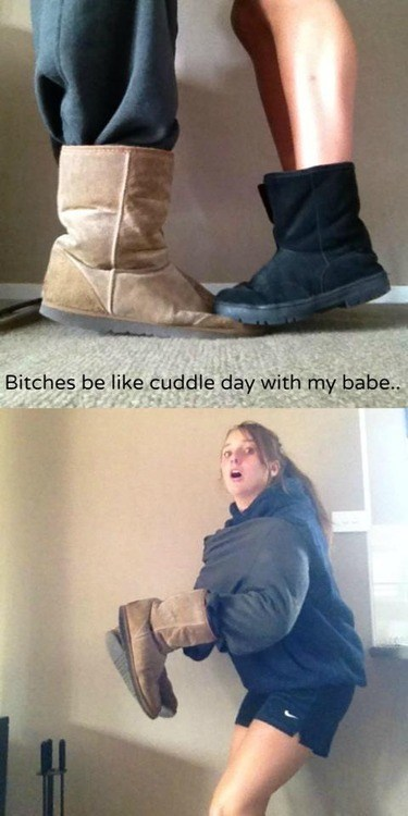 boots forever alone feet - 7246029056