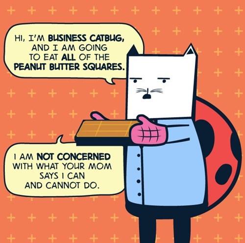 business catbug cartoons bravest warriors - 7246181120