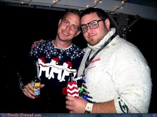 christmas sweaters human centipede santa - 7246268672