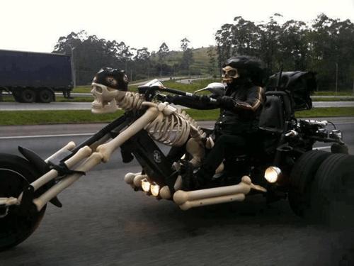 BAMF,motorcycle