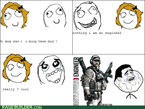 engineering Battlefield 3 video games
