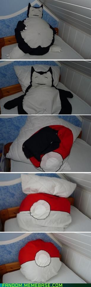 DIY,Pillow,Pokémon