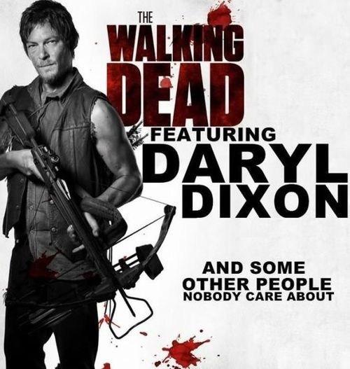 daryl dixon TV zombie The Walking Dead - 7254419712
