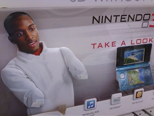signs,displays,nintendo