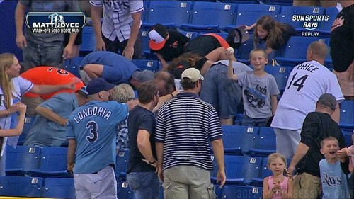 baseball foul ball - 7254561792
