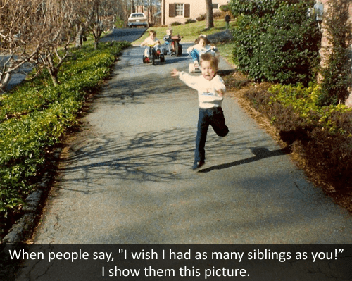 siblings only child - 7255103232