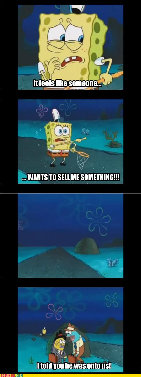 marketplace SpongeBob SquarePants capitalism - 7255158016