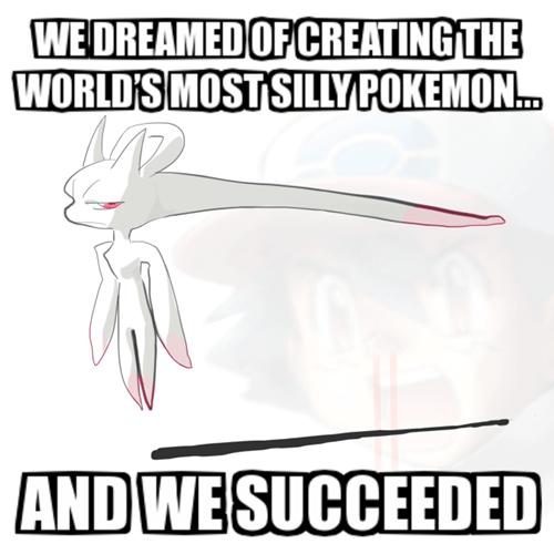 dafuq mewtwo Pokémon new form - 7255766016