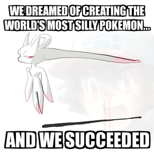 dafuq mewtwo Pokémon new form - 7255766016