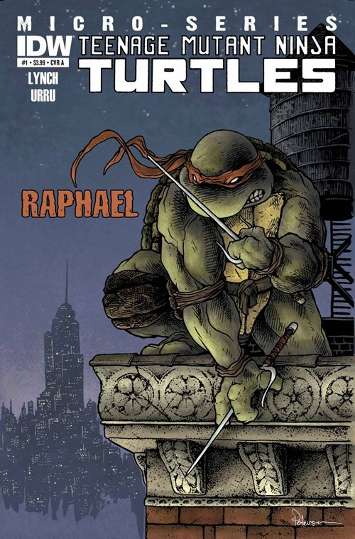angry raphael off the page TMNT - 7256837888