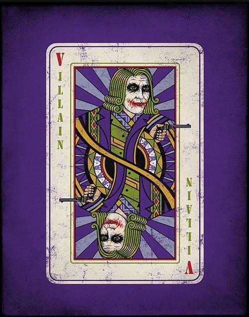 art awesome card joker - 7256844032