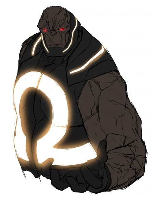 art awesome darkseid kris anka - 7256857344