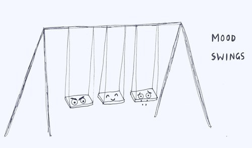 drawing,mood,swings