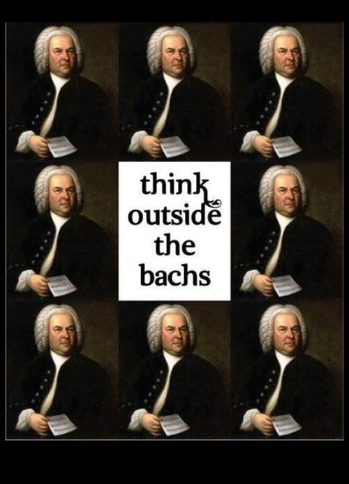 classical music,johann sebastian bach,puns