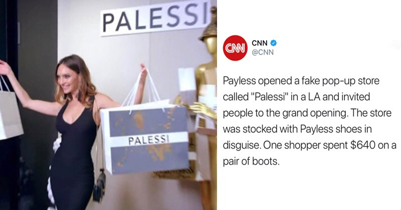 shoes, payless, playing tricks