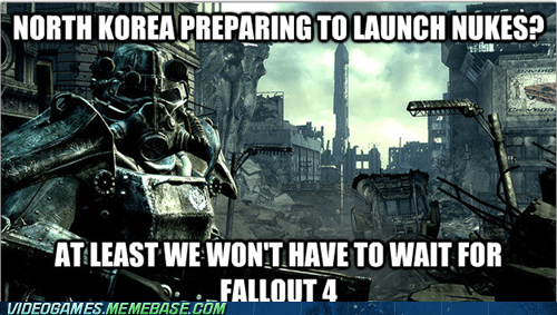 fallout North Korea video games - 7260689664