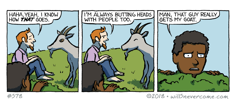 web comic about funny side of the animal kingdom