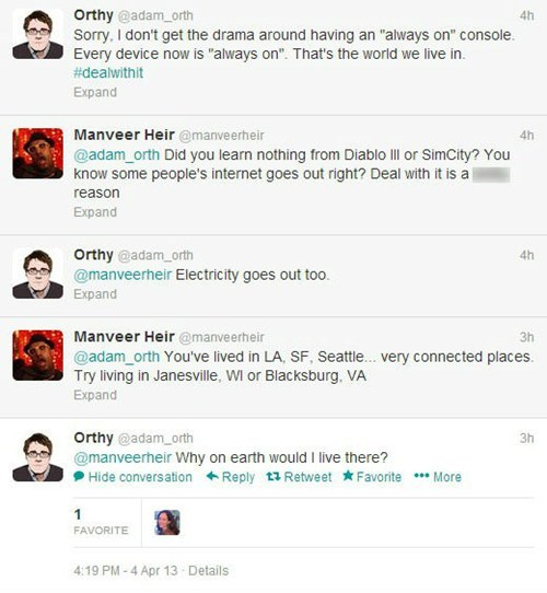 microsoft,video games,xbox,twitter,adam orth,failbook