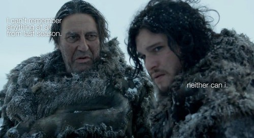Jon Snow Game of Thrones - 7267024896