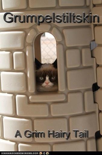 Grumpy Cat fairytale - 7267499520