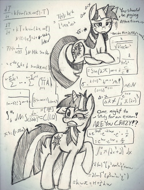 brony science math notes - 7267793152