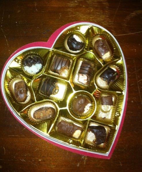 candy chocolates - 7267903744