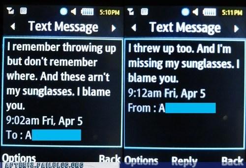 sunglasses blame you androids AutocoWrecks - 7269329408