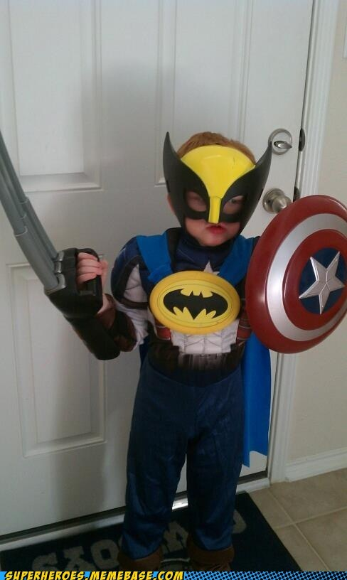 costume kid awesome wolverine - 7275922176