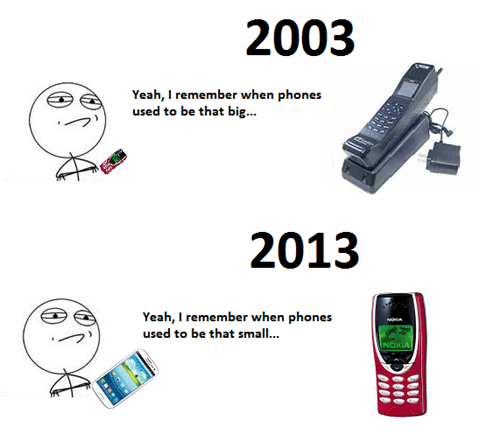 nokia,phones,smartphones,2013,2003
