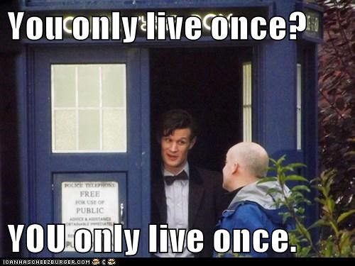 yolo Matt Smith 11th Doctor doctor who - 7278959616