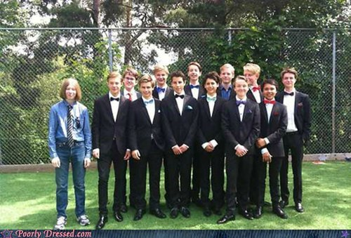 suits photos odd man out poorly dressed g rated - 7279429120