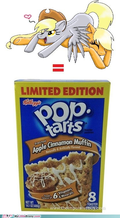 Derpjack Flavored Poptarts: Now Available!!!!
