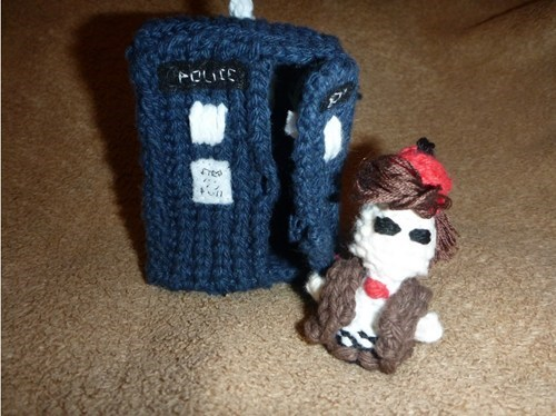 doctor who crafts DIY knit ebay - 7282567168