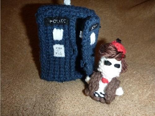 doctor who crafts DIY knit ebay - 7282567168