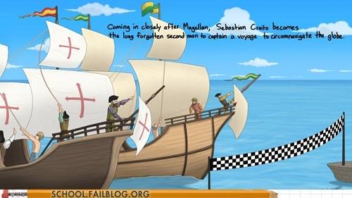 history race around the world megellan - 7282793728