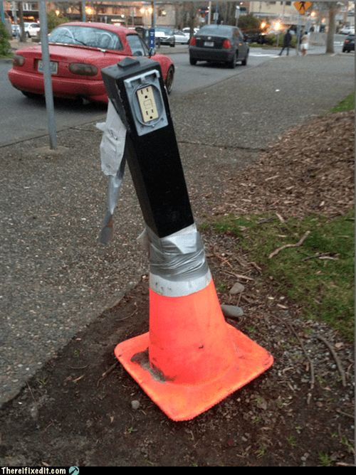 outlets,electrical,traffic cones