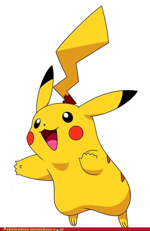 spoof new pokemon tail pikachu - 7286707200